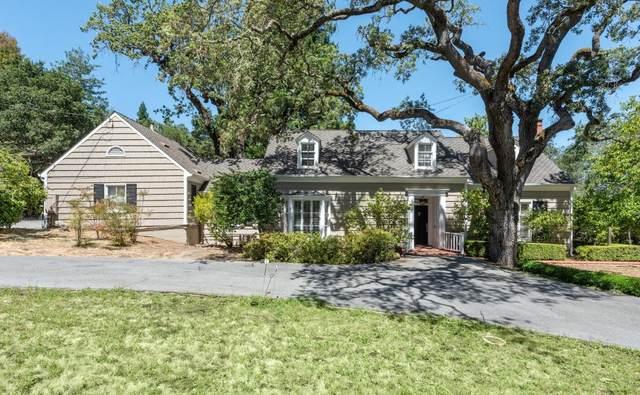 360 Atherton Ave, Atherton, CA 94027 (#ML81797043) :: The Sean Cooper Real Estate Group