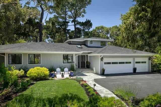 1096 Sawmill Gulch Rd, Pebble Beach, CA 93953 (#ML81797069) :: Alex Brant Properties