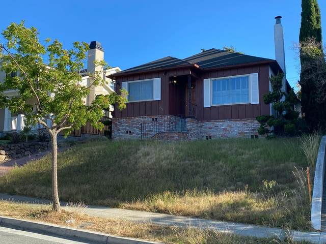 1345 Vancouver Ave, Burlingame, CA 94010 (#ML81797177) :: The Gilmartin Group