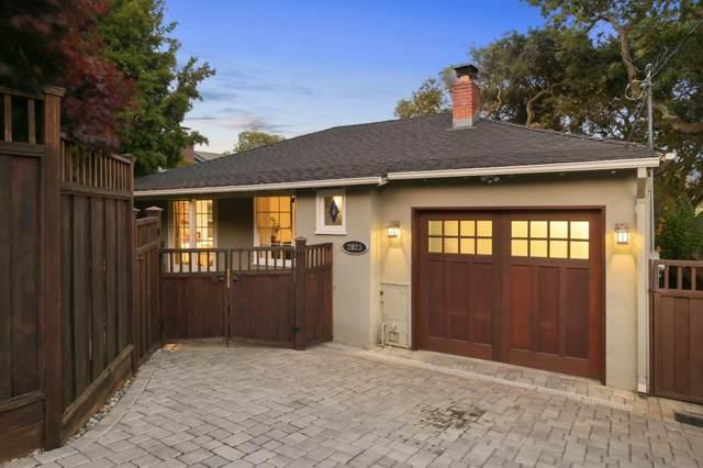 2023 Notre Dame Ave, Belmont, CA 94002 (#ML81797179) :: Alex Brant Properties