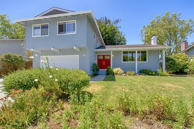 848 Balboa Ave, Capitola, CA 95010 (#ML81797266) :: Alex Brant Properties