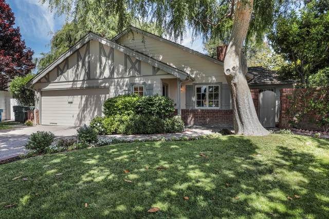 719 Garland Dr, Palo Alto, CA 94303 (#ML81797309) :: Alex Brant Properties