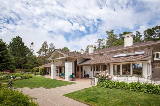1567 Griffin Rd, Pebble Beach, CA 93953 (#ML81797314) :: Alex Brant Properties