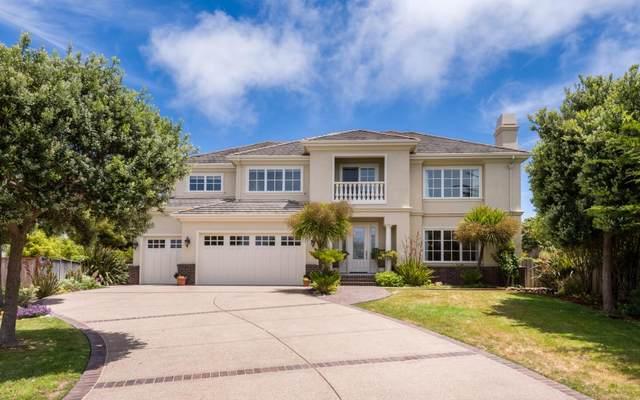 128 Spyglass Ln, Half Moon Bay, CA 94019 (#ML81797323) :: The Kulda Real Estate Group