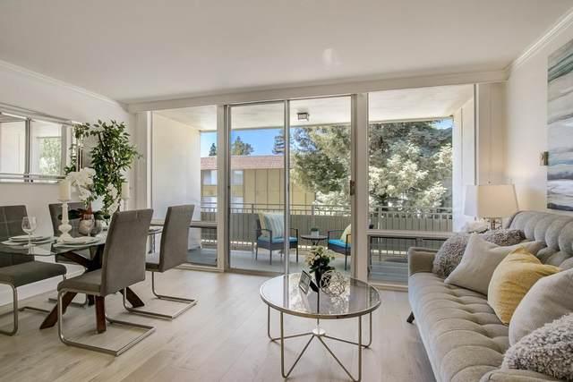 1614 Hudson St 114, Redwood City, CA 94061 (#ML81797468) :: Intero Real Estate