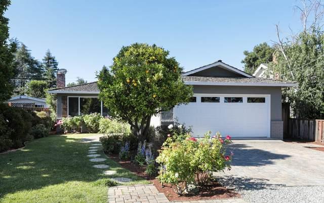 224 Del Monte Ave, Los Altos, CA 94022 (#ML81797494) :: Strock Real Estate
