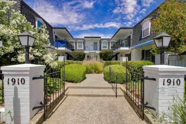 1910 Mount Vernon Ct 8, Mountain View, CA 94040 (#ML81797500) :: Alex Brant Properties