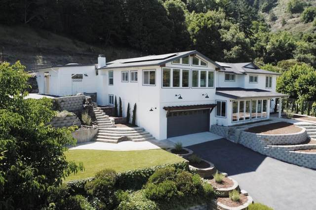365 Granite Creek Rd, Santa Cruz, CA 95065 (#ML81797504) :: Strock Real Estate