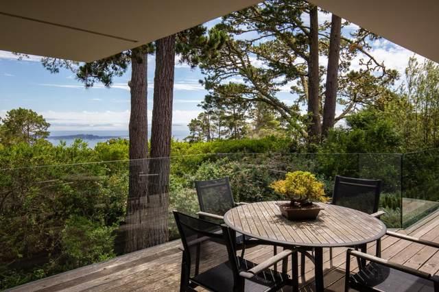 4034 Mora Ln, Pebble Beach, CA 93953 (#ML81797506) :: Alex Brant Properties