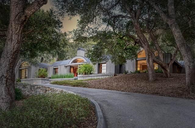 5449 Quail Way, Carmel, CA 93923 (#ML81797507) :: Strock Real Estate