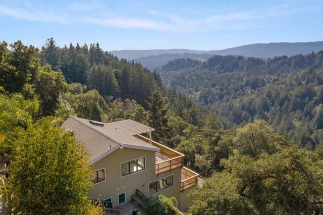 11107 Lake Blvd, Felton, CA 95018 (#ML81797516) :: Alex Brant Properties