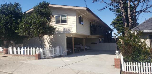 828 Laine St, Monterey, CA 93940 (#ML81797529) :: Robert Balina | Synergize Realty