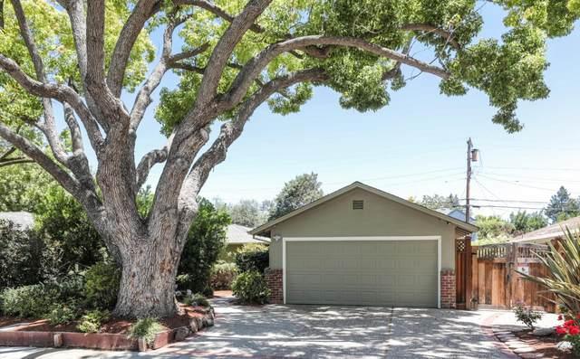 152 Walter Hays Dr, Palo Alto, CA 94303 (#ML81797532) :: Alex Brant Properties