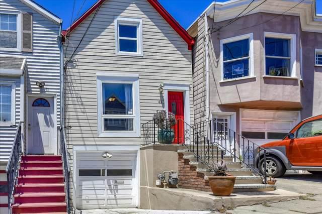 46 Porter St, San Francisco, CA 94110 (#ML81797693) :: Strock Real Estate