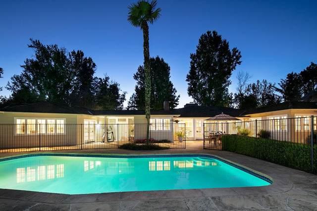 1805 Bay Laurel Dr, Menlo Park, CA 94025 (#ML81797711) :: Strock Real Estate