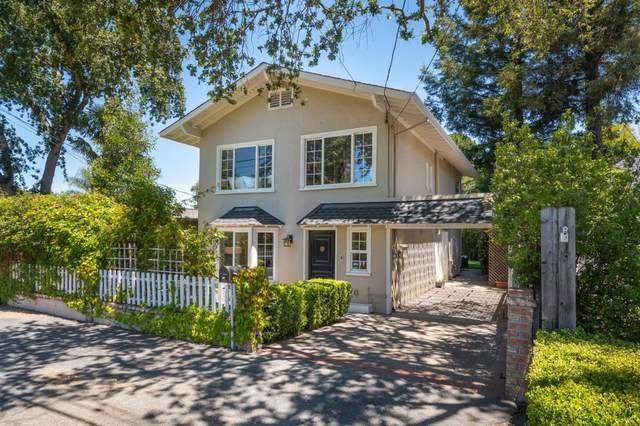 391 Belmont Ave, Redwood City, CA 94061 (#ML81797716) :: Intero Real Estate