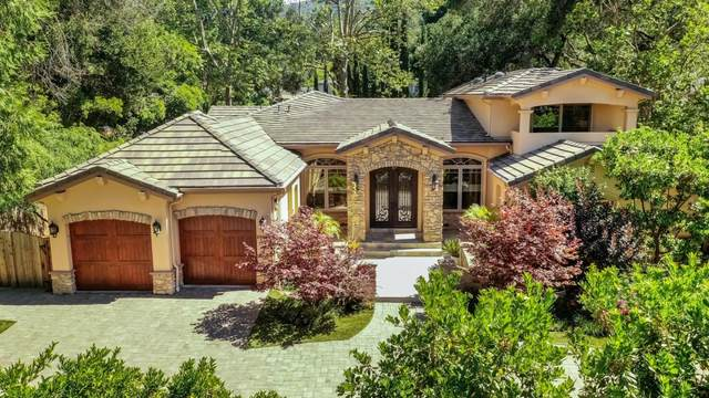 15090 Park Dr, Saratoga, CA 95070 (#ML81797718) :: The Goss Real Estate Group, Keller Williams Bay Area Estates