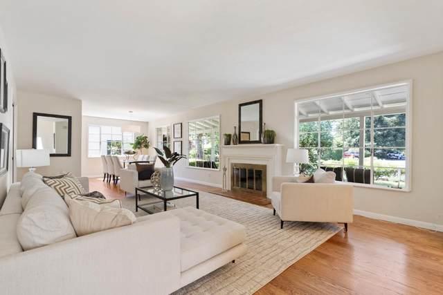 780 Magnolia St, Menlo Park, CA 94025 (#ML81797847) :: Strock Real Estate