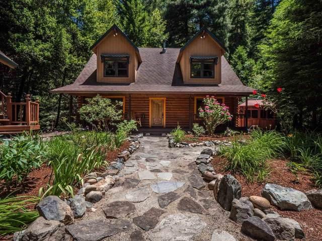 1700 Early Dr, Felton, CA 95018 (#ML81797867) :: Alex Brant Properties
