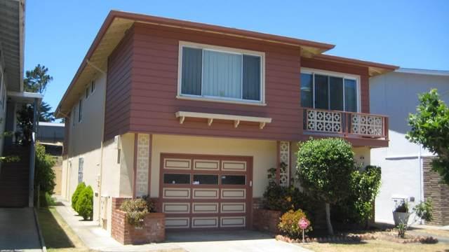 42 Westpark Dr, Daly City, CA 94015 (#ML81797875) :: Strock Real Estate