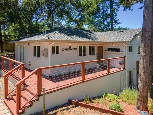 2 Canyon Rd, Felton, CA 95018 (#ML81797879) :: Alex Brant Properties