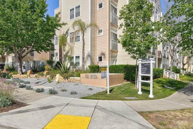 550 Ortega Ave B330, Mountain View, CA 94040 (#ML81797890) :: Strock Real Estate