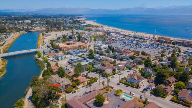 514 Cliff St A, Santa Cruz, CA 95060 (#ML81797908) :: Alex Brant Properties