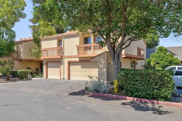134 W Rincon Ave F, Campbell, CA 95008 (#ML81797910) :: Intero Real Estate