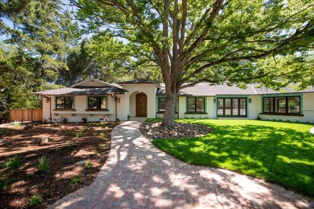 23151 Mora Glen Dr, Los Altos, CA 94024 (#ML81797913) :: Alex Brant Properties