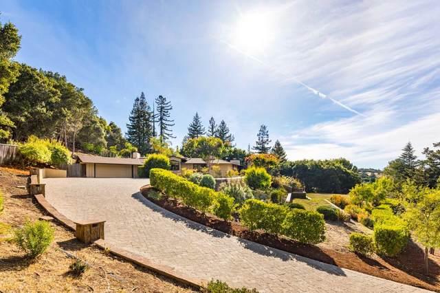 11275 Summit Wood Rd, Los Altos Hills, CA 94022 (#ML81797923) :: Intero Real Estate