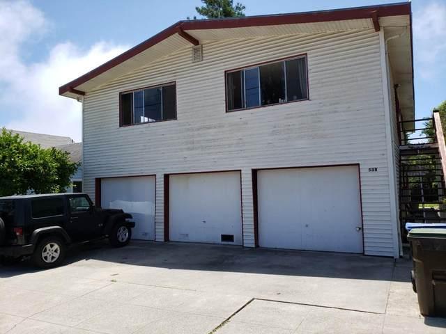 530 Windham St, Santa Cruz, CA 95062 (#ML81797936) :: Strock Real Estate