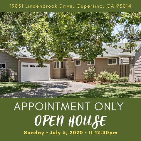 19851 Lindenbrook Ln, Cupertino, CA 95014 (#ML81797990) :: The Sean Cooper Real Estate Group