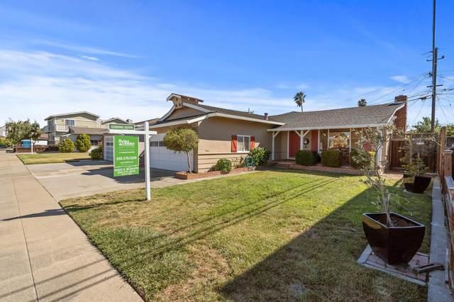 2248 Salisbury Way, San Mateo, CA 94403 (#ML81798044) :: Strock Real Estate