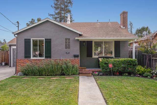 1523 Arguello St, Redwood City, CA 94063 (#ML81798060) :: The Realty Society