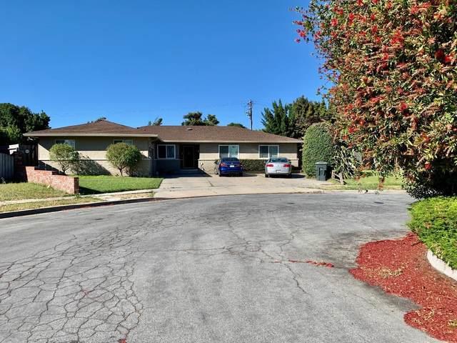 1121 Driftwood Pl, Salinas, CA 93901 (#ML81798091) :: Alex Brant Properties
