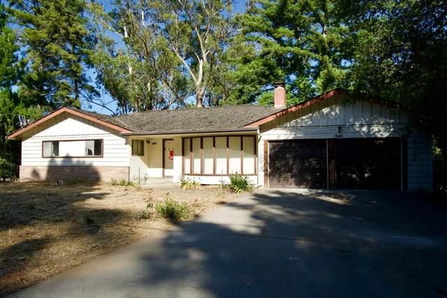 340 La Fonda Ave, Santa Cruz, CA 95062 (#ML81798095) :: Strock Real Estate