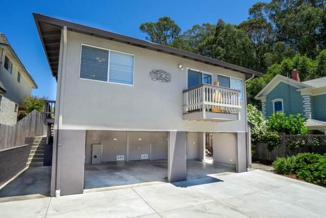 94 Caledonia St, Santa Cruz, CA 95062 (#ML81798122) :: Strock Real Estate