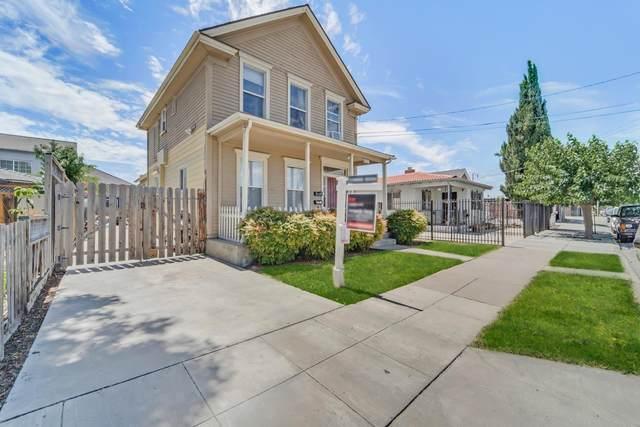 1336 Whitton Ave, San Jose, CA 95116 (#ML81798174) :: The Realty Society