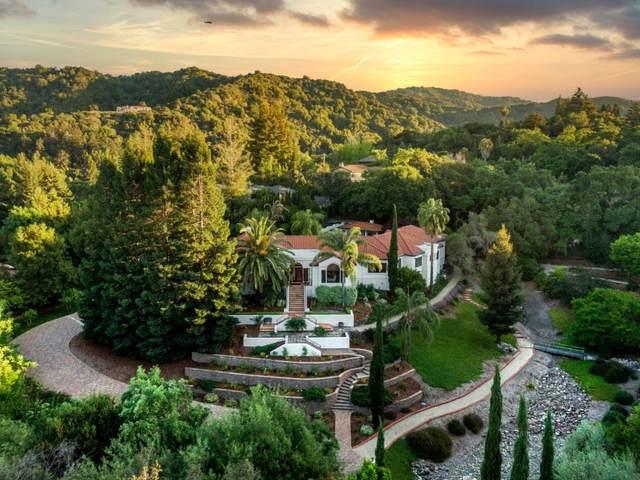 12167 Altamont Ct, Los Altos Hills, CA 94022 (#ML81798220) :: Intero Real Estate