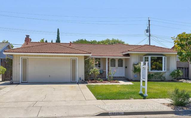 1276 Bryan Ave, San Jose, CA 95118 (#ML81798225) :: Intero Real Estate
