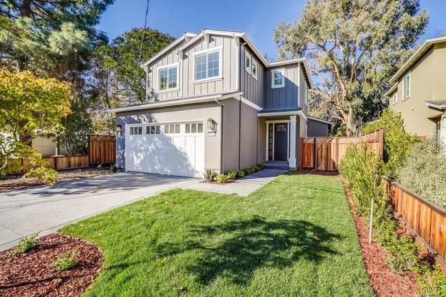 438 Farley St, Mountain View, CA 94043 (#ML81798269) :: Alex Brant