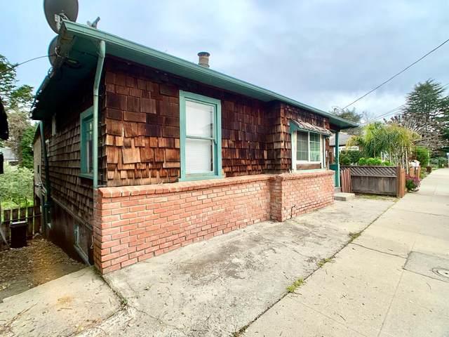 116 Mountain View Ave, Santa Cruz, CA 95062 (#ML81798305) :: Robert Balina | Synergize Realty