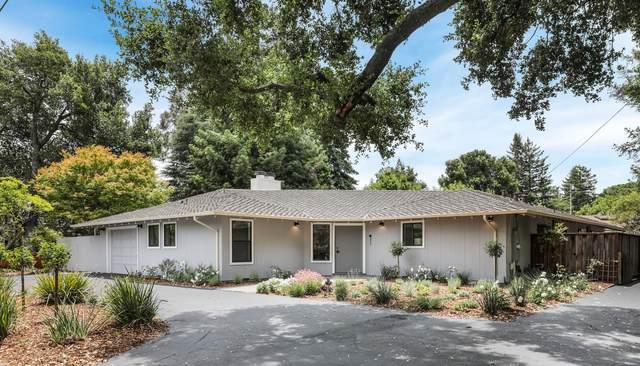 933 Hermosa Way, Menlo Park, CA 94025 (#ML81798409) :: Strock Real Estate