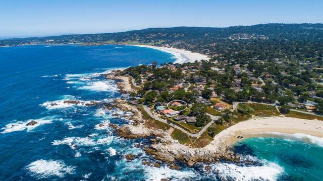 26368 Ocean View Ave, Carmel, CA 93923 (#ML81798416) :: Robert Balina | Synergize Realty