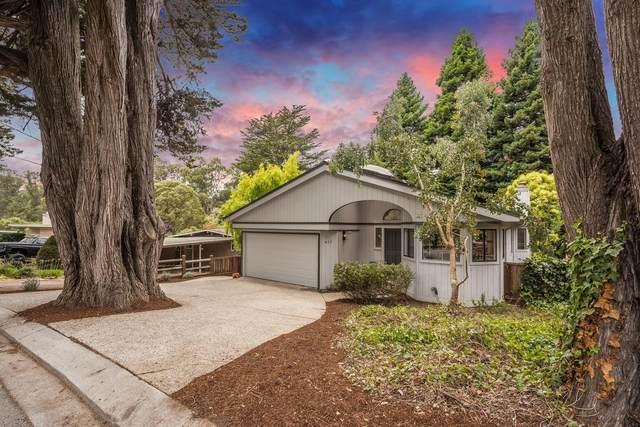 457 Los Altos Dr, Aptos, CA 95003 (#ML81798431) :: Strock Real Estate