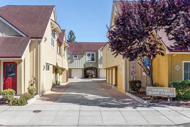 125 Blaine St K, Santa Cruz, CA 95060 (#ML81798460) :: Strock Real Estate