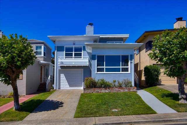 84 Elmwood Dr, Daly City, CA 94015 (#ML81798478) :: Alex Brant Properties