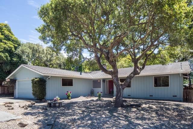 1048 Sawmill Gulch Rd, Pebble Beach, CA 93953 (#ML81798480) :: Alex Brant Properties