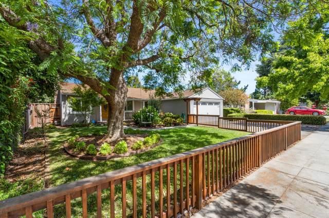 1276 Meadowlark Ave, San Jose, CA 95128 (#ML81798555) :: The Sean Cooper Real Estate Group