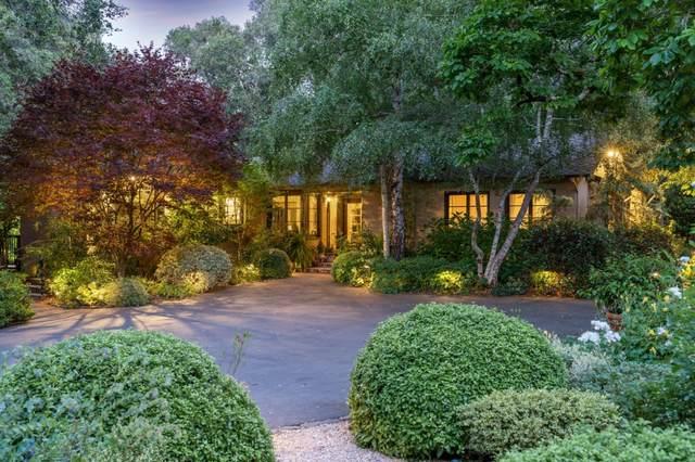 585 El Cerrito Ave, Hillsborough, CA 94010 (#ML81798560) :: The Gilmartin Group